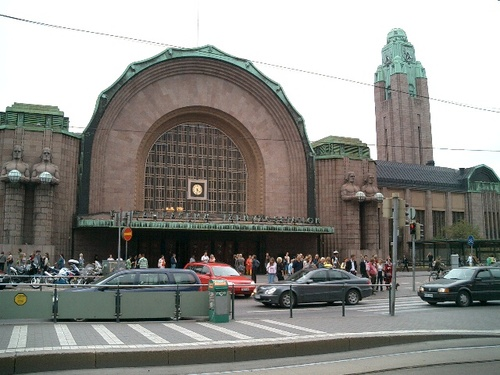 03 フィンランド中央駅